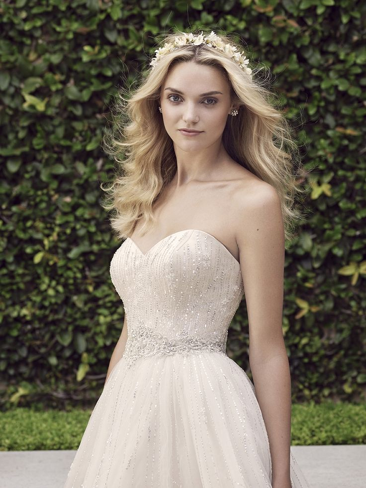 Sweetpea 2245   Casablanca Bridal   Available at Lulu's Bridal Boutique   Dallas, Texas   Bridal Salon   Wedding Dress   Spring 2016   2016 Wedding Gowns