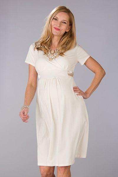 sukienka inez ecru # 44