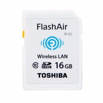 จัดเลย  FlashAir III 16GB/32GB Wireless WiFi Class 10 SD Memory Card - intl  ราคาเพียง  1,106 บาท  เท่านั้น คุณสมบัติ มีดังนี้ Speed Class 10& Compliant standard SD Memory Card Standard Ver.4.00 IEEE802.11 b/g/n Wireless Lan Compatible with SDHC™ Memory Card Compatible to&Internet Explorer, Safari, browsers All kinds of data format (ex: .jpg, .mpg, .raw etc.) 10MB/s transfer speed