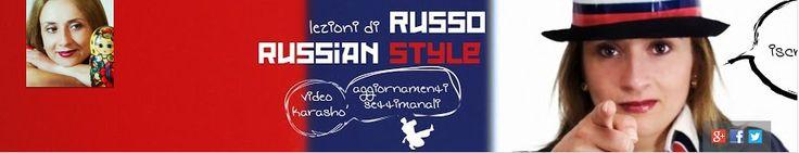 Copertina semplice e frizzante per un canale dedicato alla formazione, in particolare lezioni di russo. Bella l'idea della bandiera e l'immagine di Tanya in primo piano. Per visitare il canale --> http://www.youtube.com/channel/UCz4F-Pb_ECMvsM7vZ1PnhcQ