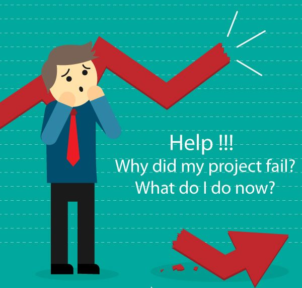 5 Major Reasons of Software Project Failure