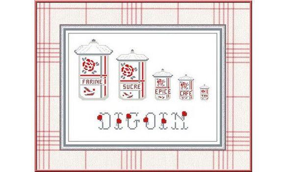 """""""Pots à épices"""" de Rouge Antique"""