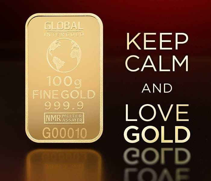 Buy your Gold bars at global intergold! safest long time investment you will make!