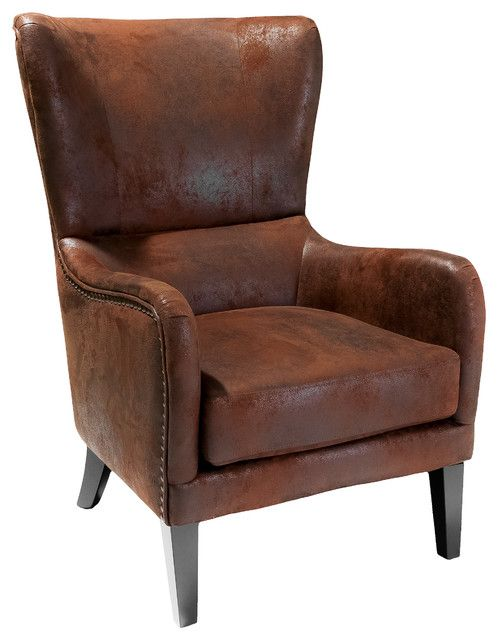 traditional armchairs sale home leather club chairs upholstered rh pinterest com
