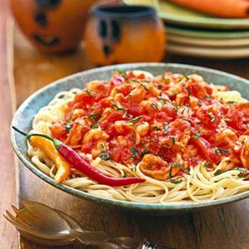 Spicy Shrimp Fra Diavolo Recipe - ZipList