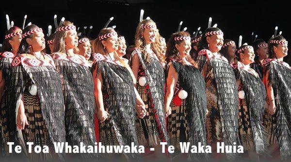 Te Waka Huia