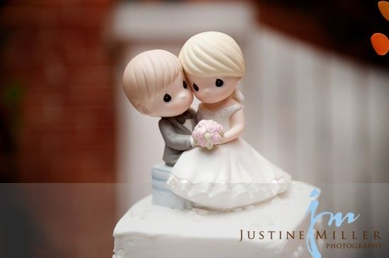 Wedding Cake Toppers, Justine Miller Photography, Wedding LDS.info