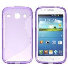 Forro Galaxy Core - Sline Violeta  $ 13.379,88