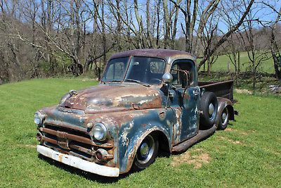 1953 dodge truck for sale collector and classic cars for sale rh pinterest com