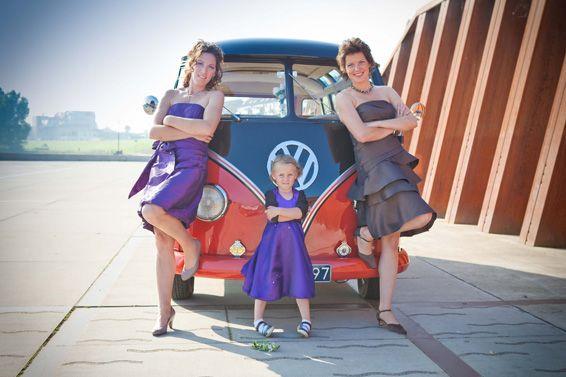 Lesbisch & trouwen: voorbeelden van toffe (niet-traditionele!) trouwkleding