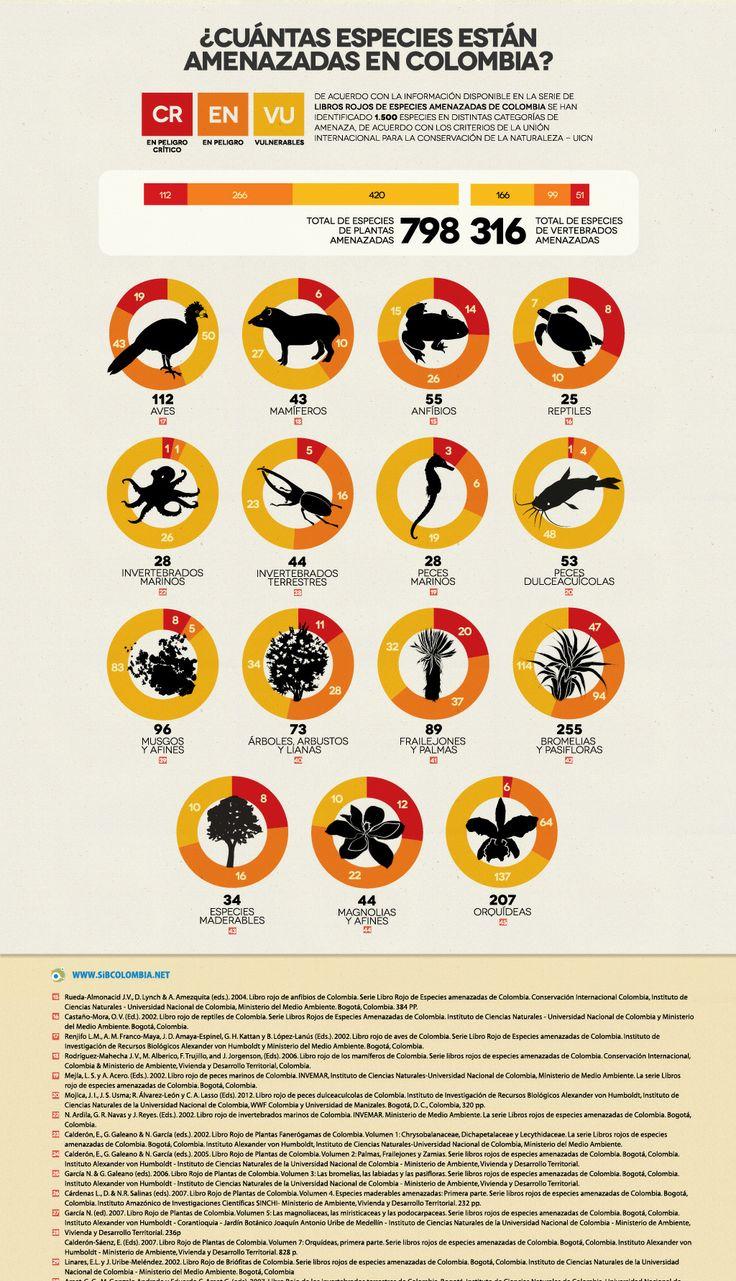 Biodiversidad en Cifras - Sistema de Información Sobre Biodiversidad de Colombia