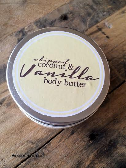 homemade-body-butter | theidearoom.net