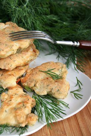 sio-smutki! Monika od kuchni: Filet z kurczaka w cieście koperkowym