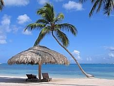 Playa Bavaro, Punta Cana, Dominician Republik, The Carribean
