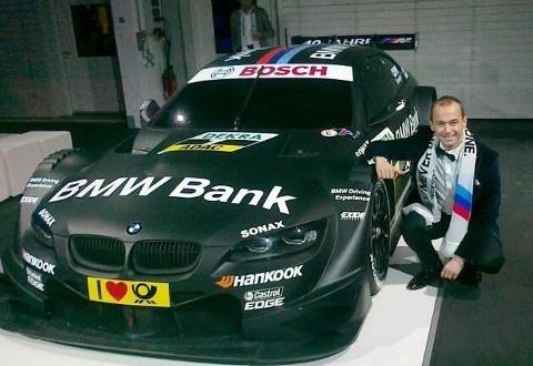 Thomas Biagi trionfa ai BMW Sport Trophy Awards, per lui un test con la M3 DTM