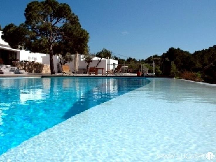 Increíble villa de lujo para alquilar en Cap Martinet, Ibiza