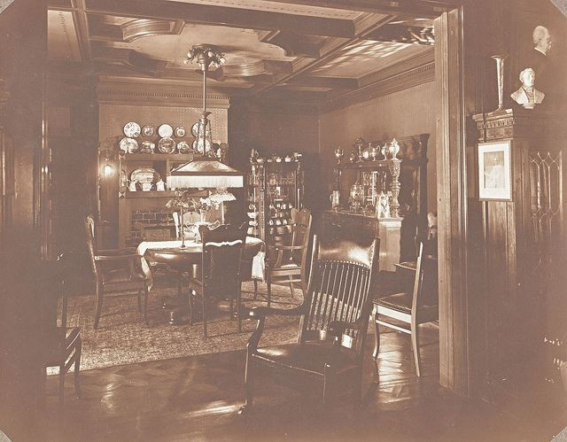 73 Best Images About Victorian Houses Rooms And Furniture On Pinterest Library Of Congress