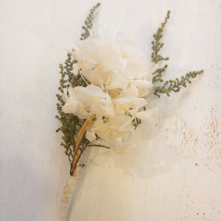 【ブーケ&ブートニア】Natural & Green | HATTI Wedding Shop