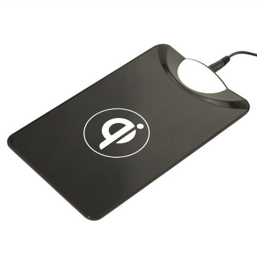 Wireless Charging Pad Qi Standard Charger for Nokia Lumia 920 , Lumia 820, Google Nexus 4 and Droid DNA (Us Plug) (Black) 1. WPC Qi compliant wireless charging pad, allow to charge for any of Qi compliant devices such as iPhone4S/4/3G, Blackberry, HTC, Samsung Galaxy S3 £¨you need to purchase the receiver £©as well as gaming console like 3DS, PS3 controller, XBOX 360 controller and etc.. 2. Po... #Generic #Wireless