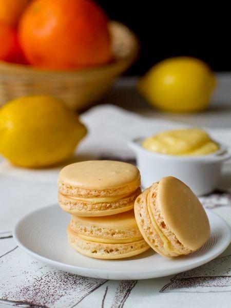 Пирожные макарон с лимонным курдом - вкусные проверенные рецепты, подбор рецептов по продуктам, консультации шеф-повара, пошаговые фото, списки покупок на VkusnyBlog.Ru