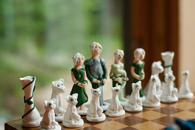 Handmade Chess Sets   FIMBY