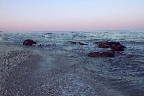 Black Sea, Corbu, Romania Photo: Aleksandar Mazzora