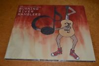 Burning River Ramblers CD Cleveland Athens OH Hippie Jam Band Folk Rock 2011 BRR