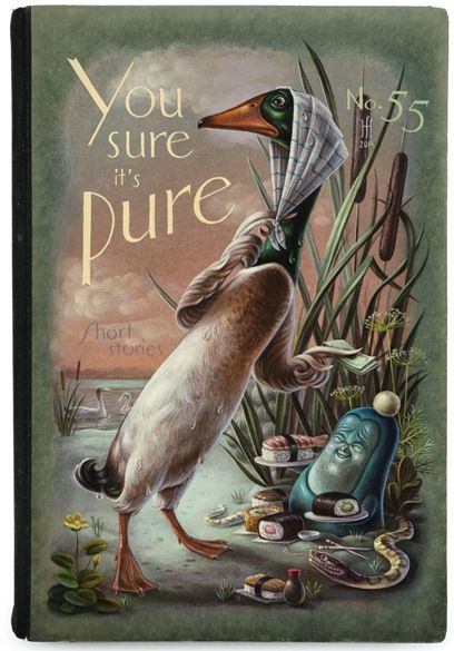 Pure, Femke Hiemstra, Roq La Rue Gallery: