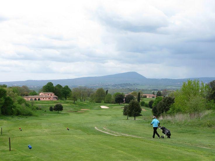 Golf Nazionale Sutri near Relax in Piazzetta Home holidays Trevignano Romano - Italy