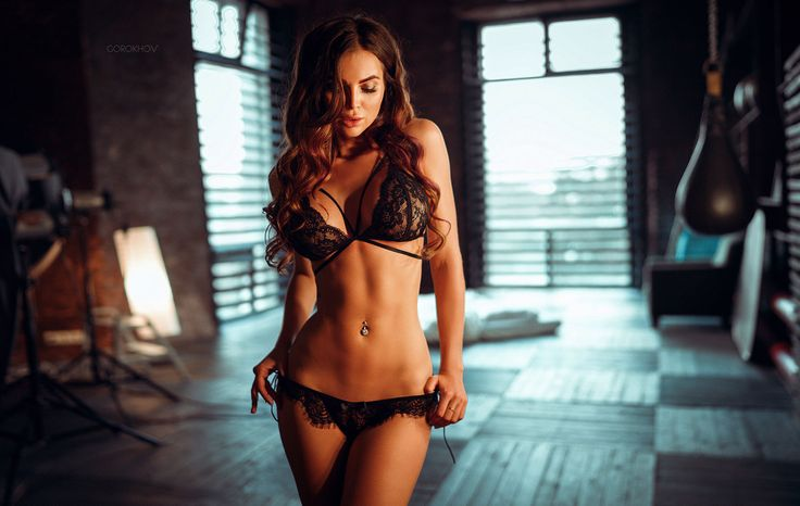 Model from Moscow Girl Perfect body