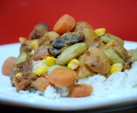 Charquican - Chilean Beef Stew