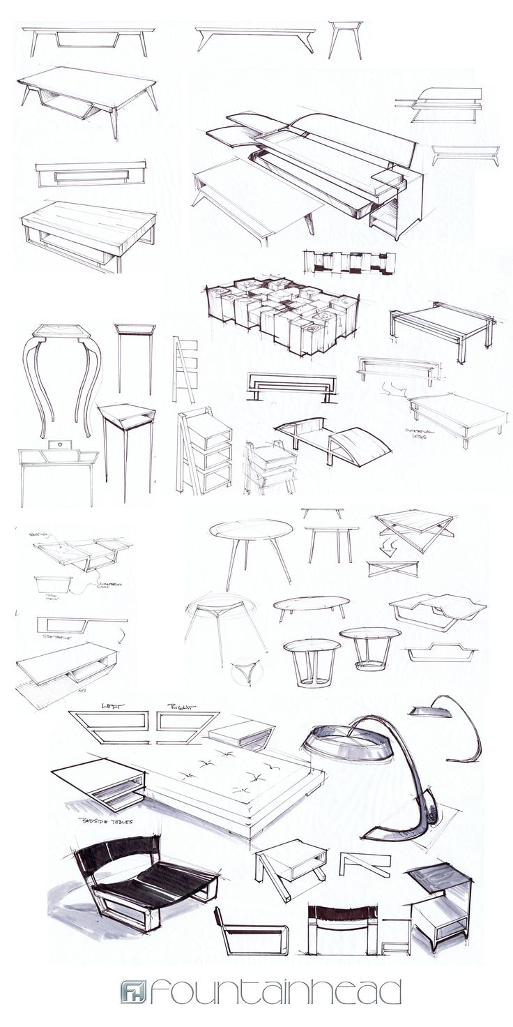 Furniture Design Concepts 139 best esbozos images on pinterest | product sketch, product