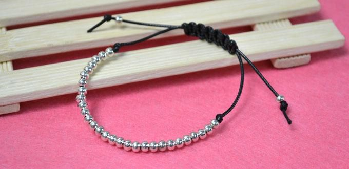 Simple Tutorial on Making a Cool Bracelet for Boyfriend