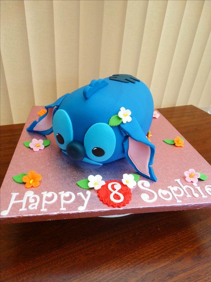 Stitch (Lilo & Stitch) Tsum Tsum Cake xMCx