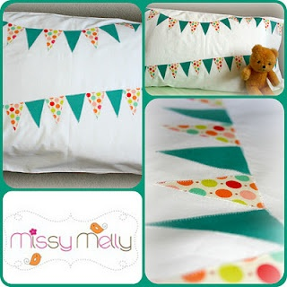Pillowcases for Oncology Kids - The Handmade Cooperatives Great Pillowcase Chanllenge.  Pillowcase by Missy Melly