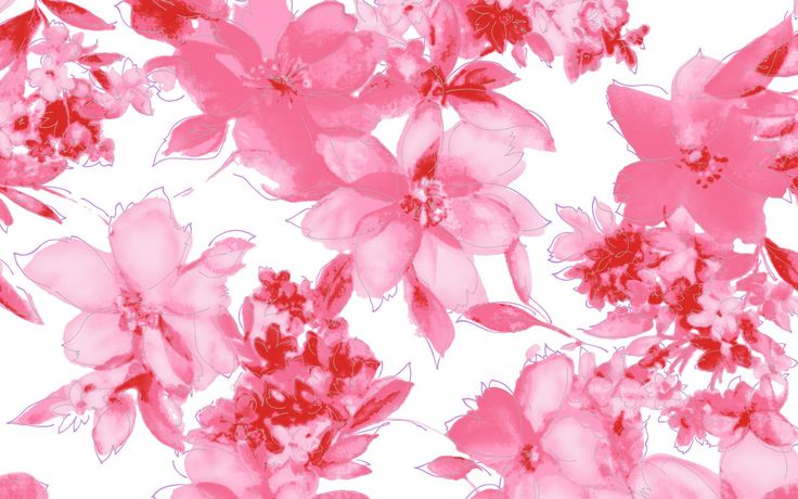 Flower Pattern Wallpaper 18977 1680x1050 px ~ HDWallSource.