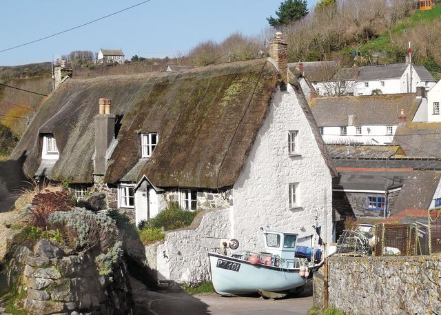 Dolphin Cottage--Cornwall, England