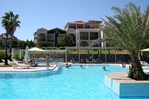 Goedkope zomervakantie Hotel The Bay Griekenland. Klik op de afbeelding voor meer informatie.