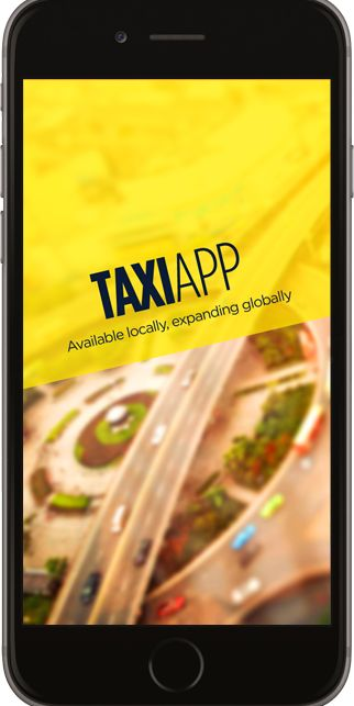 Buy online best Taxi App iOS App Template at http://www.mobapptemplate.com