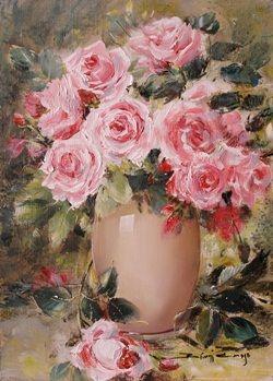 Bényi Emese:Rózsák vázában