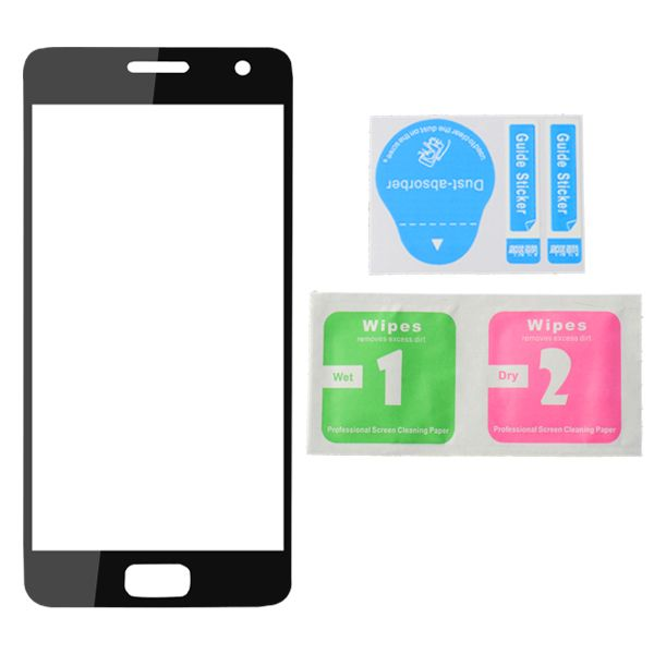 High Definition Tempered Glass Full Film Clear Screen Protector For Lenovo ZUK Z2