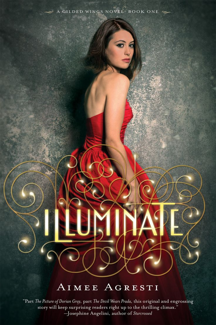 Book Review: Illuminate by Aimee Agresti | Snuggly Oranges