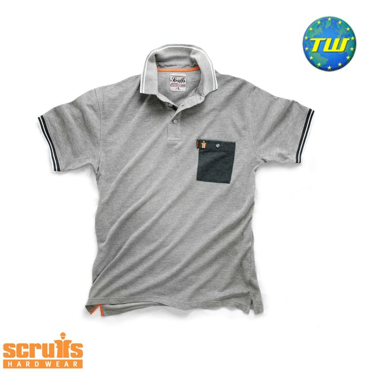 http://www.twwholesale.co.uk/product.php/section/10257/sn/Scruffs-Polo-Shirt-T51478 Scruffs Polo Shirt is a hardwearing worker polo shirt made from 200g thick cotton material.