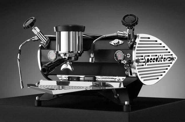 La Marzocco Speedster espresso machine #coffee #espresso #lamarzocco