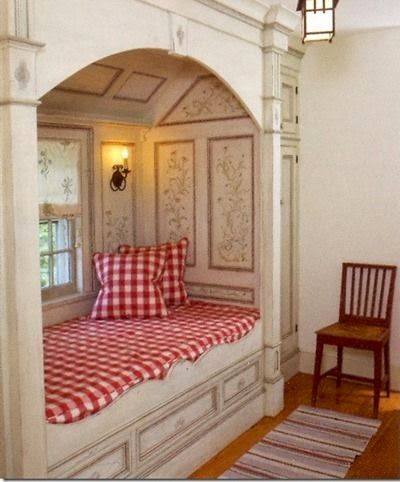 27 best alcove beds images on Pinterest | Alcove bed, Bedroom ideas ...