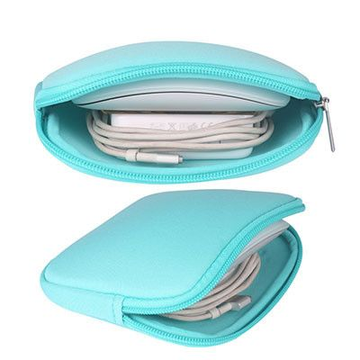 New design high quality computer charger bag mouse bag for laptop