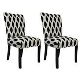 Found it at Wayfair - Julia Side Chairs