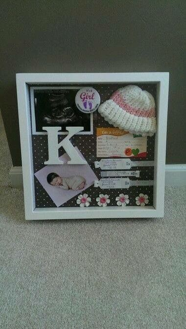 Welcome Baby Board