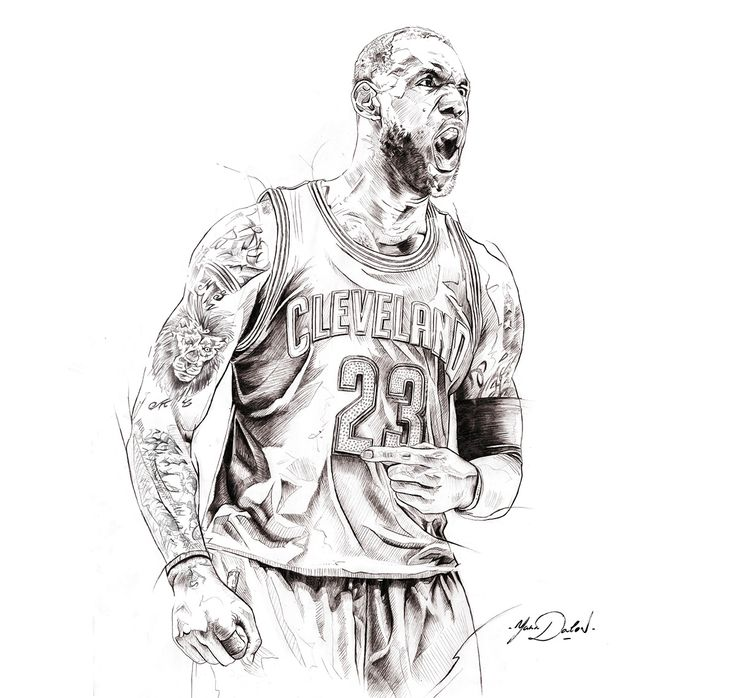 20 best Yann Dalon images on Pinterest Futbol, Football players - fresh nba coloring pages of lebron james