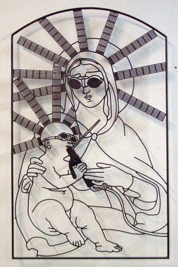FRANK PLANT /// Baby Jesus Welder